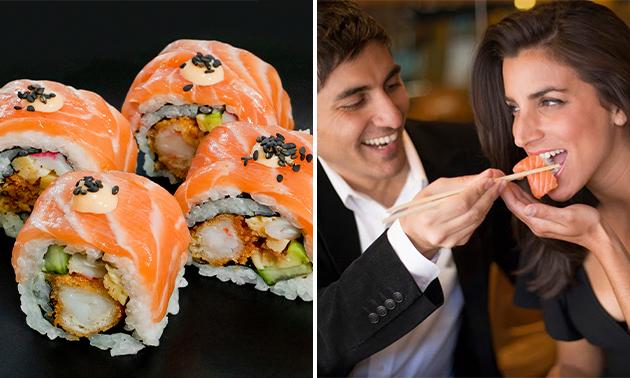 Sushibox(en) (34 stuks) bij Urban Sushi
