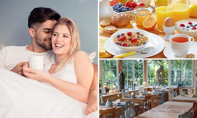 Vakantiehoeve En Bistro Simplevei Overnachting Ontbijt In