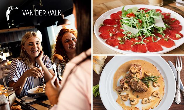 All-You-Can-Eat & Drink (3 uur) bij Van der Valk