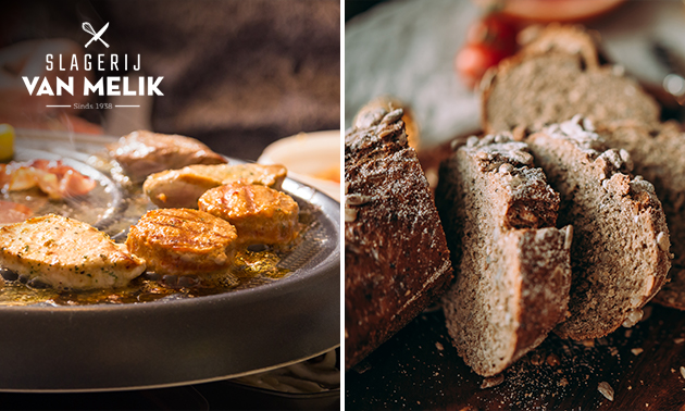 Afhalen: luxe gourmetschotel van Mosae Forum