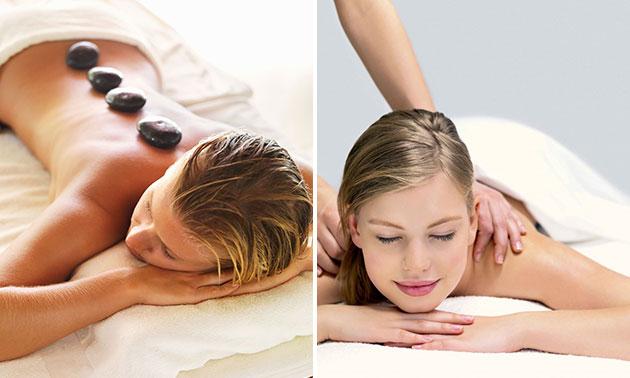 Massage(s) naar keuze (60 min)