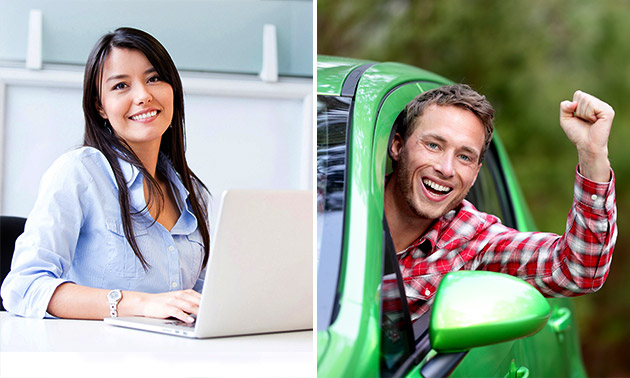 Online videocursus voor praktijkexamen autorijden