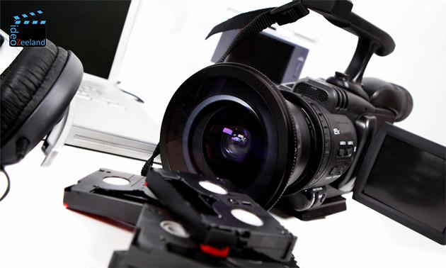 Videoband omzetten naar dvd