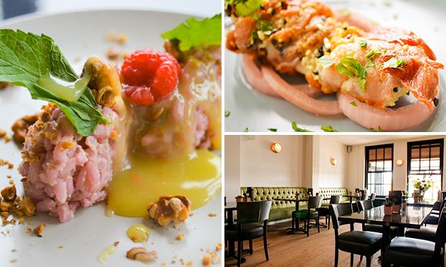 Proeverijdiner bij 'het beste restaurant van Nijmegen'