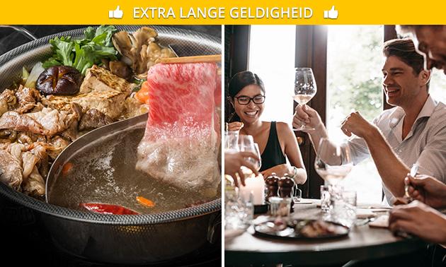 Chinese fondue in hartje Den Haag
