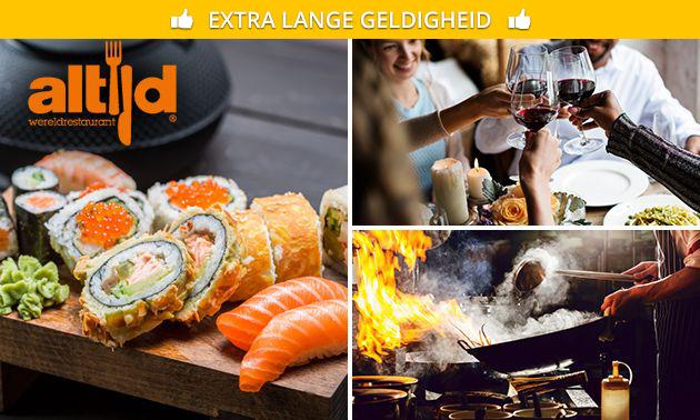 Wereldrestaurant Altijd