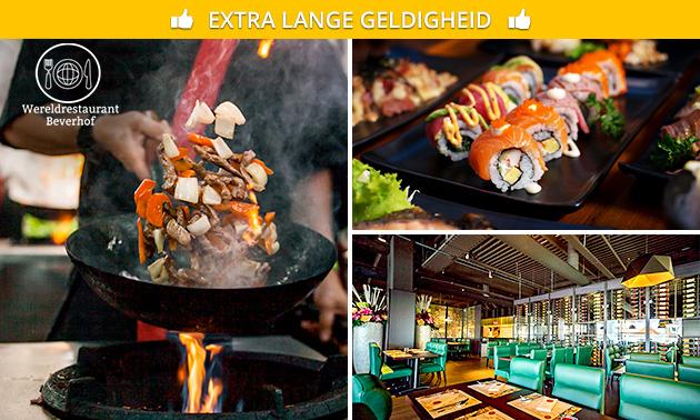 All-You-Can-Eat & Drink (3 uur) bij Beverhof