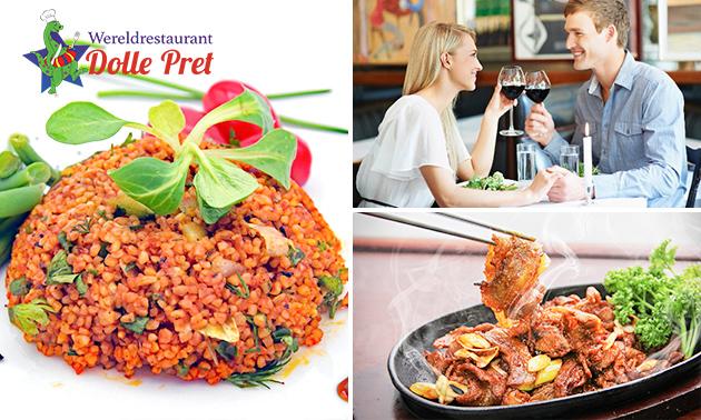 Wereldrestaurant Dolle Pret