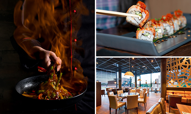 All-You-Can-Eat & Drink (3 uur) in hartje Deventer
