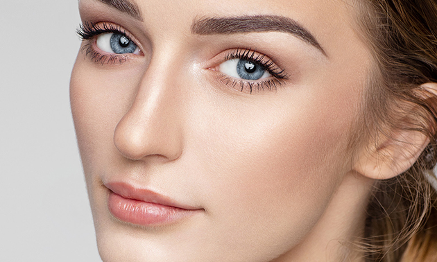 Gezichtsbehandeling + faceliftmassage (60 min)