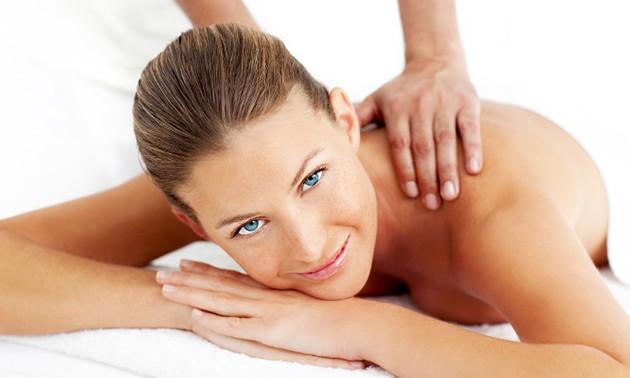 AromaTouch massage(s) (60 min)