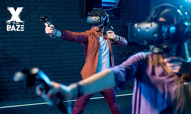 VR Cube experience 1 t/m 6 personen