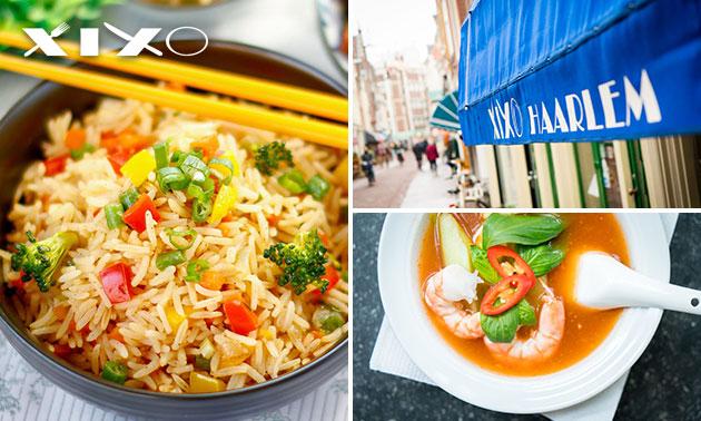 4-gangen keuzediner bij Xixo Vietnamese Restaurant