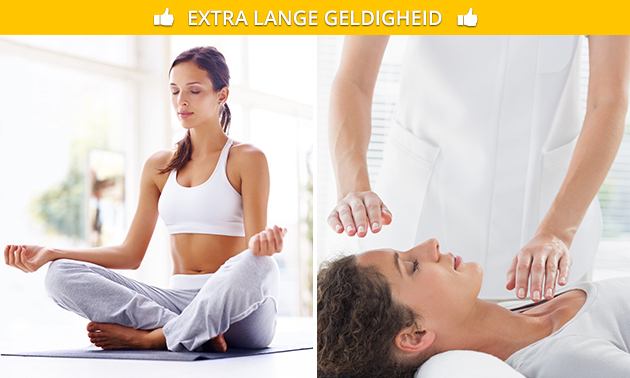 8 yogalessen (60 min per les)