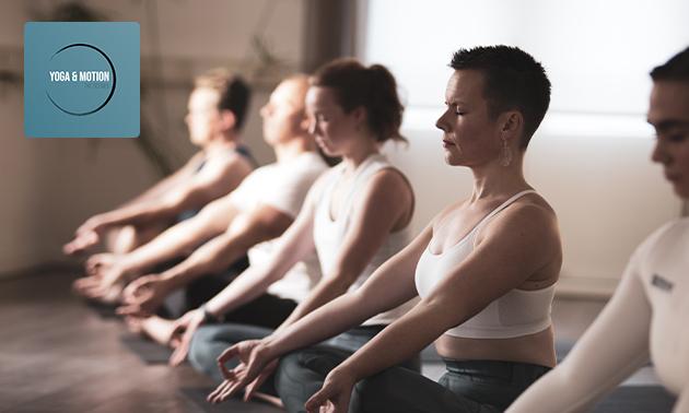 7 yogalessen