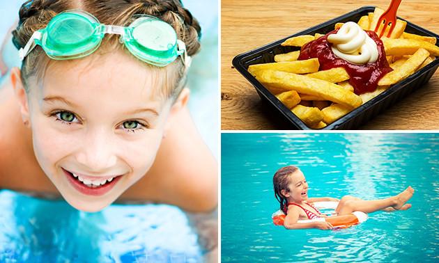 Zwembad De Peppel : Zwembad de peppel entree voor zwembad de peppel friet spare