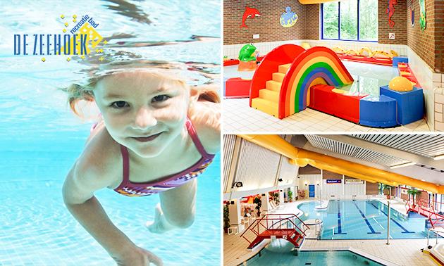 Entree Zwembad De Zeehoek